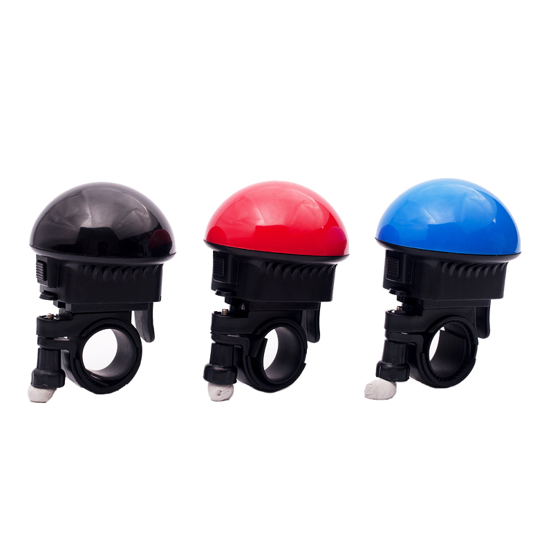 Riding Bicycle Bike Cycling Bell Electronic Horn Mushroom Bell Mountain Bike Bell Bicycle Accessories