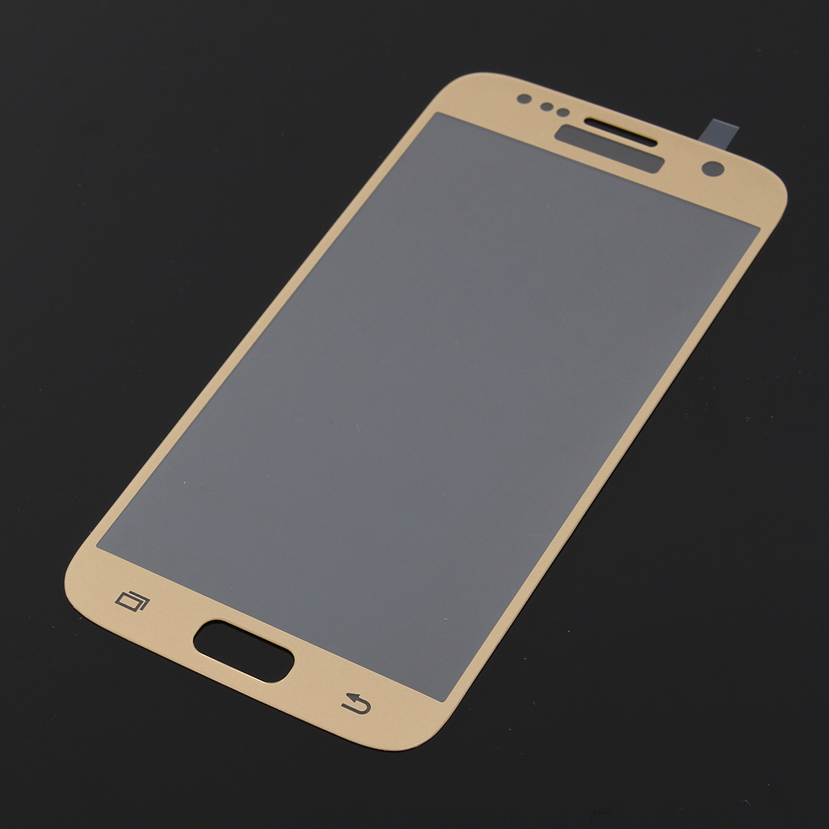 3D Curved Edge Tempered Glass Screen Protector for Samsung Galaxy S7
