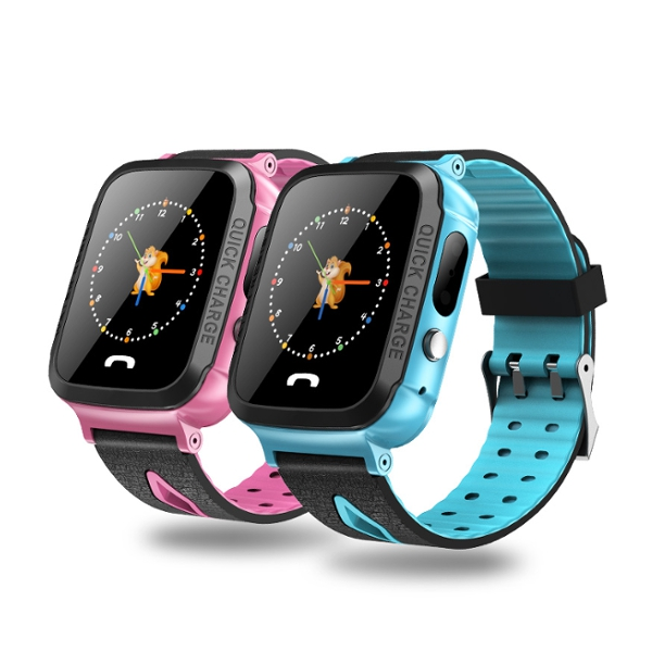 Bakeey Y36 1.44inch Childer Child Remote Monitor IP67 SOS LBS Location GSM Camera Smart Watch Antioch ads sell