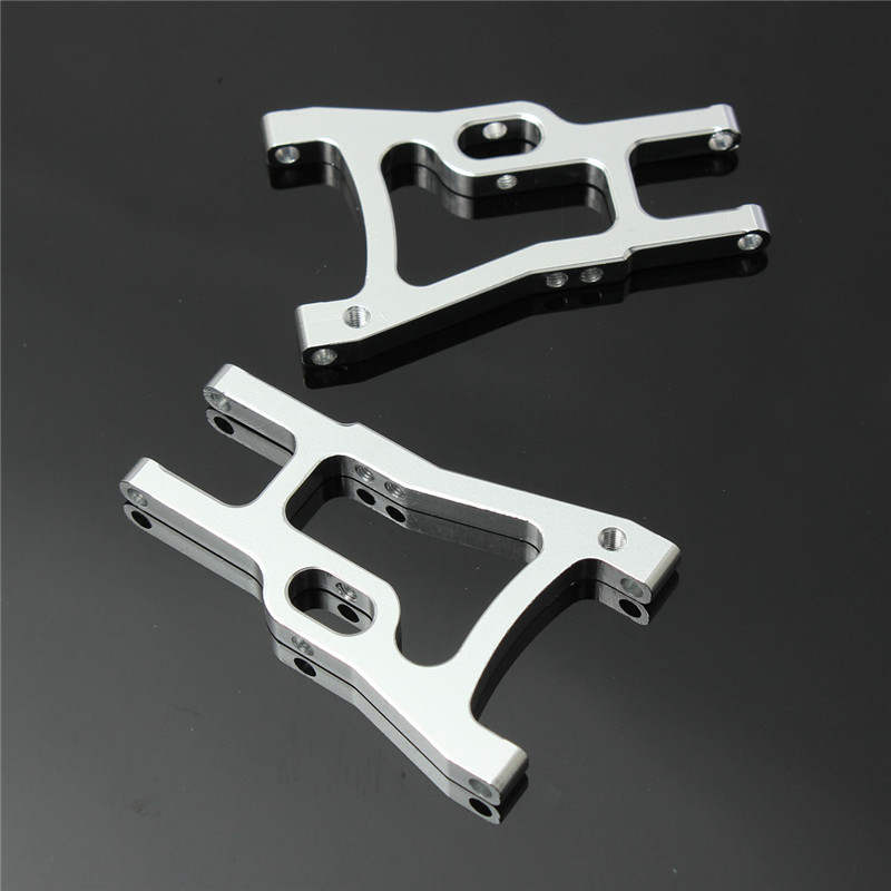 2PCS Purple White Gold Upgrade Spare Parts For HSP Redcat 1:10 Racing Buggy Truggy RC Car Parts