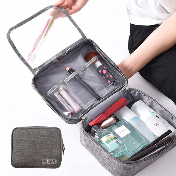 Men And Women Oxford Waterproof Wash Storage Bag