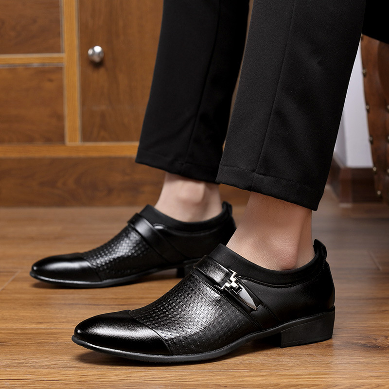 Men Casual Business Oxfords
