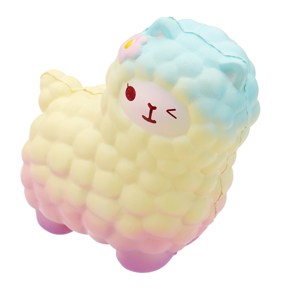 LeiLei Puppy Angel Sheep Squishy 12CM Slow Rising Soft Collection Gift Decor Toy Original Packaging
