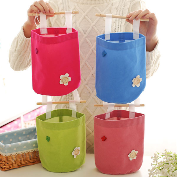 Women Storage Bag Multi-colors Small Handbag