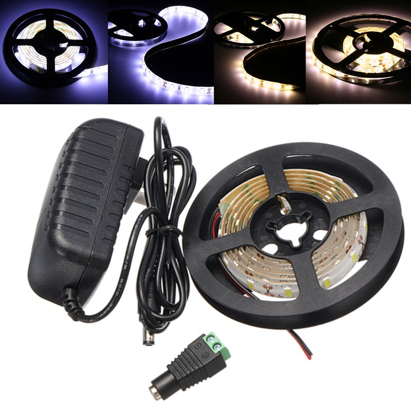 1M 2M SMD5630 Waterproof LED Flexible Strip Light for H