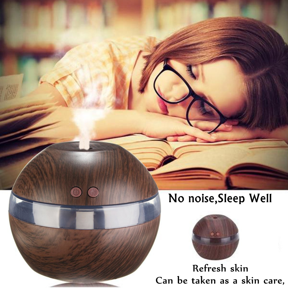 USB Ultrasonic Humidifier