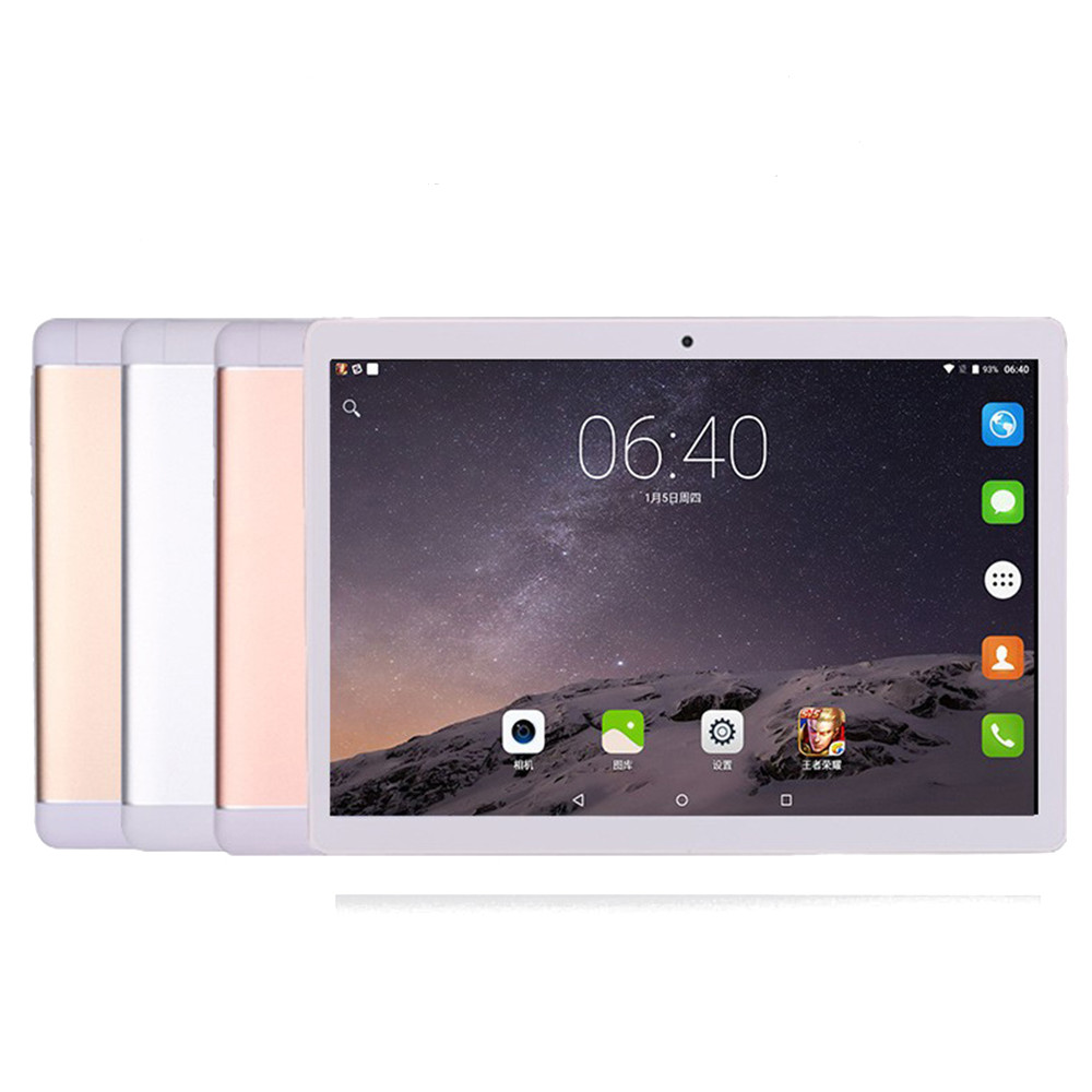 MTK6797 Deca Core 64GB 10.1 Inch Android 8.0 Dual 3G Phablet Tablet PC