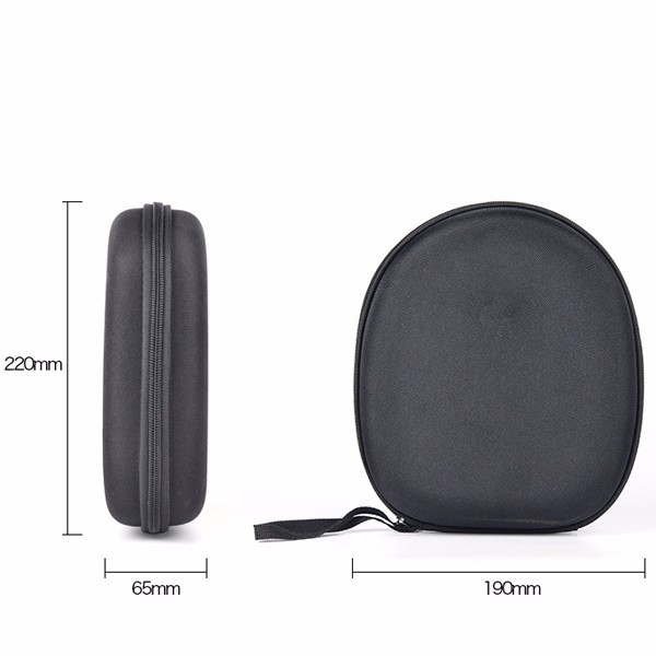 Universal Storage Bag Portable Carrying Zipper Case Box Cover For Earphone Cable Charger