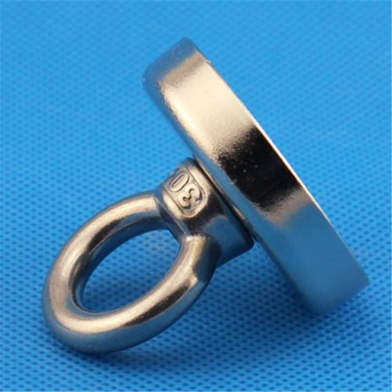 D42mm N52 Powerful Creative NdFeB Round Magnetic Toys Hook Holder