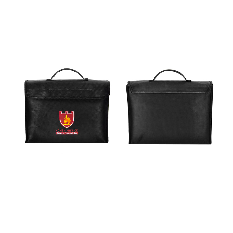 LiPo Battery Portable Security Explosion Proof Fireproof Bag 380X280X75mm