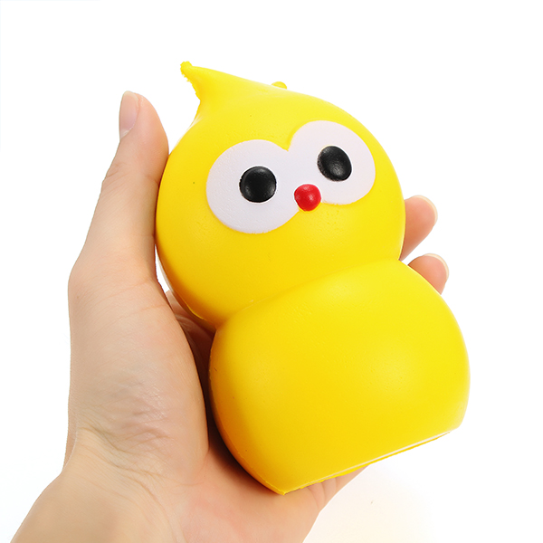 Đồ Chơi Bóp Mềm Squishy Gourd Dolls Parents Gourd Dolls Parents