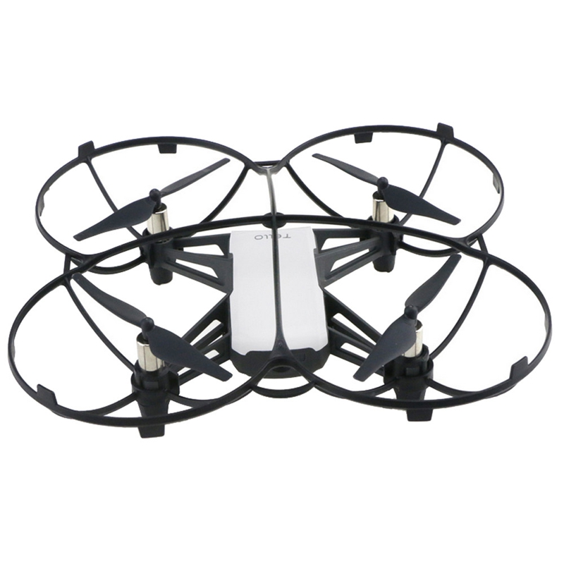 Upgrade Propeller Props Guard Full Protective Flying Protection Cover Nylon for DJI RYZE TELLO Drone