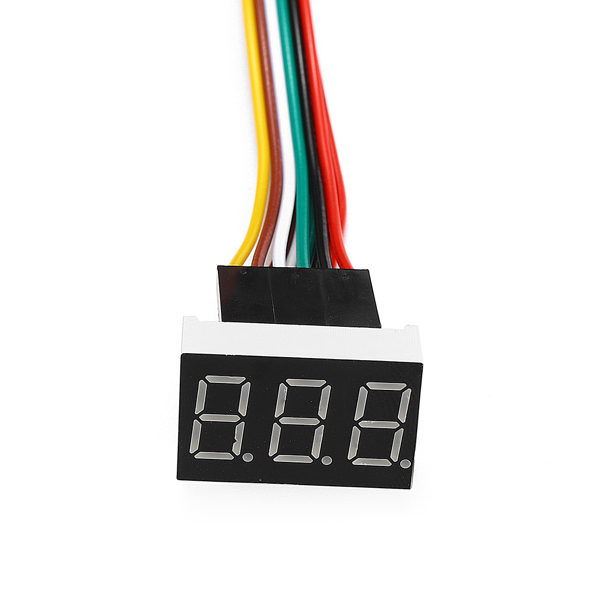 DC 10-55V 60A PWM Motor Speed Controller LED Display CW CCW Revesible Switch