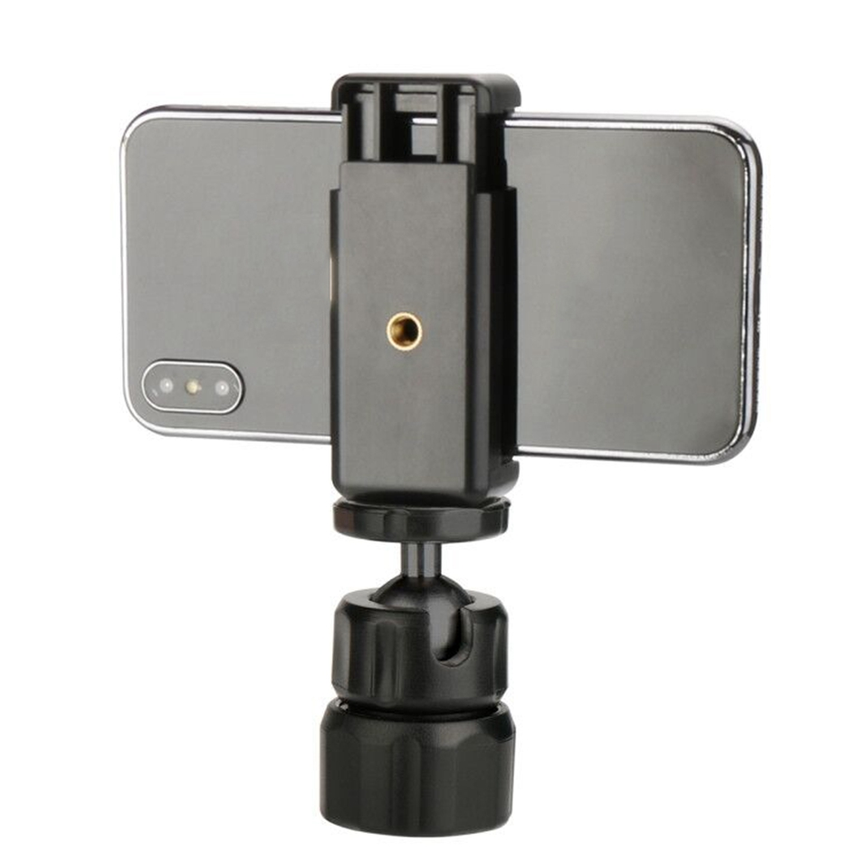 Ulanzi Tripod Mount Adapter Clamp Holder Bracket Clip for Smartphone