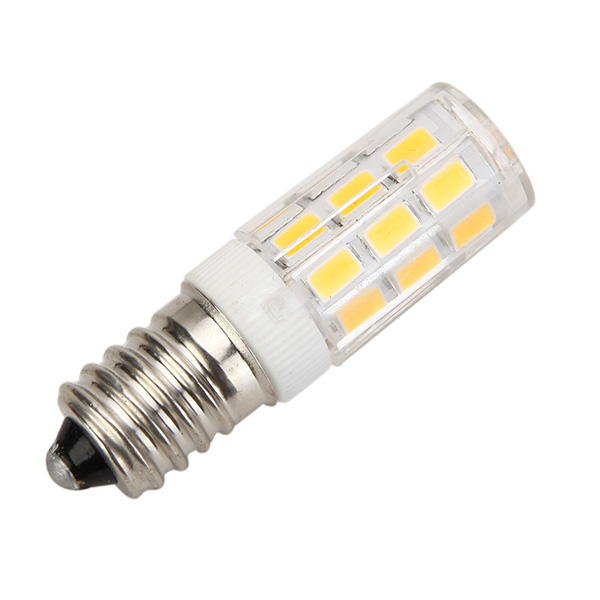 E14/G4 3W LED Bulb 240lm 26 SMD 2835 Pure white/Warm White Corn Light Lamp AC 220-240V