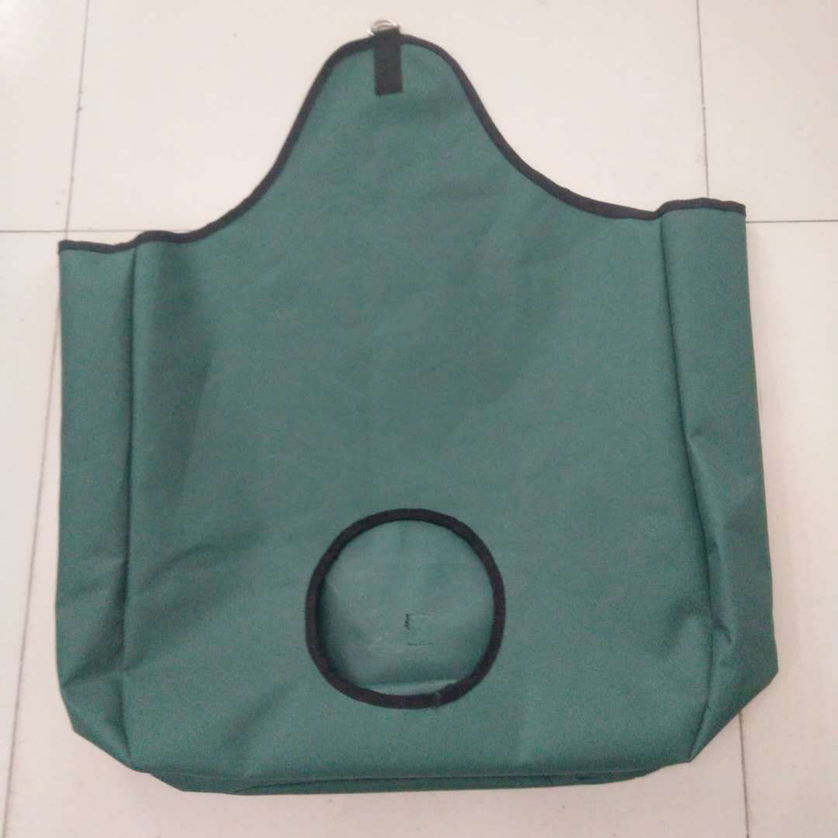 600D Oxford Cloth Horse Hay Bag Feeder Net With Cut Out Hole Reduce Wastage Farm Supplies