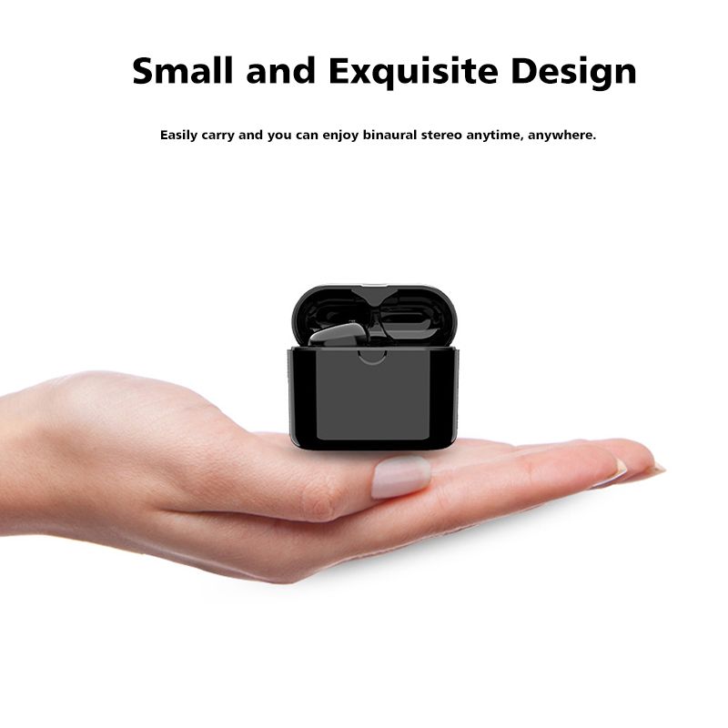 [bluetooth 5.0] Bakeey TWS Wireless Earphone Noise Cancelling Touch Control Headphone with Mic