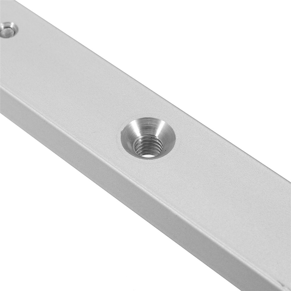 450mm Aluminum Alloy Rail Miter Bar Slider Table Saw Gauge Rod Miter Gauge Woodworking Tool