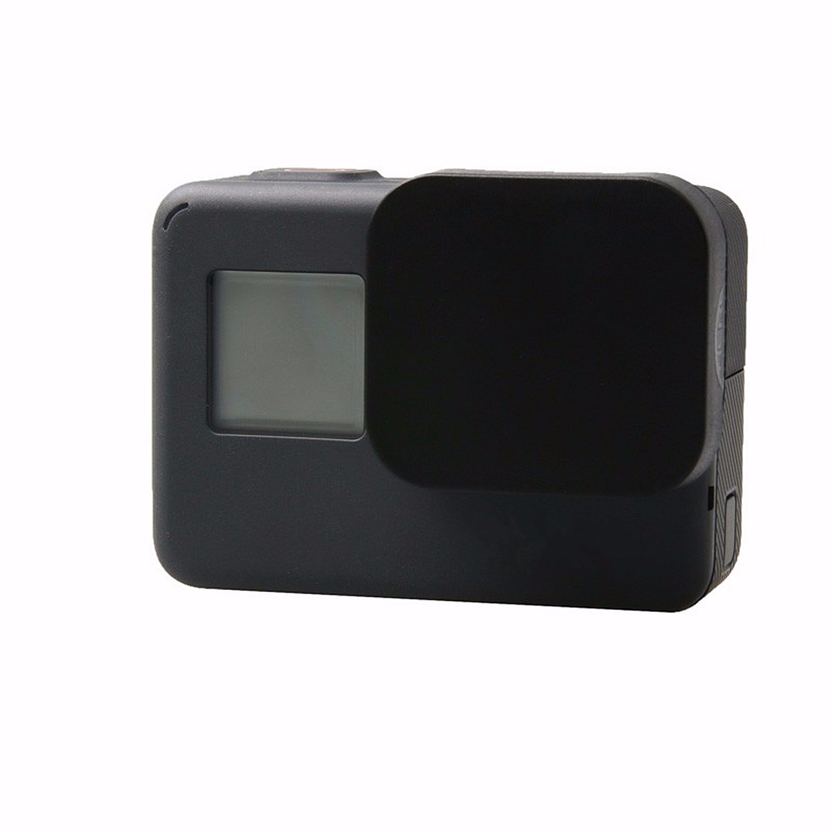 Plastic Lens Cap Cover Case Protector For Gopro Hero 5 6 7 Black Sport Action Camera