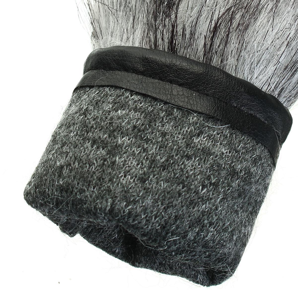 Microphone Artificial Soft Fur Windscreedn Wind Cutter Cover Case Wind Shield