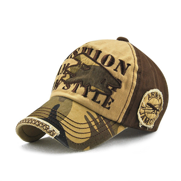 Camouflage Adjustable Baseball Cap UV Protection Sun For Kid