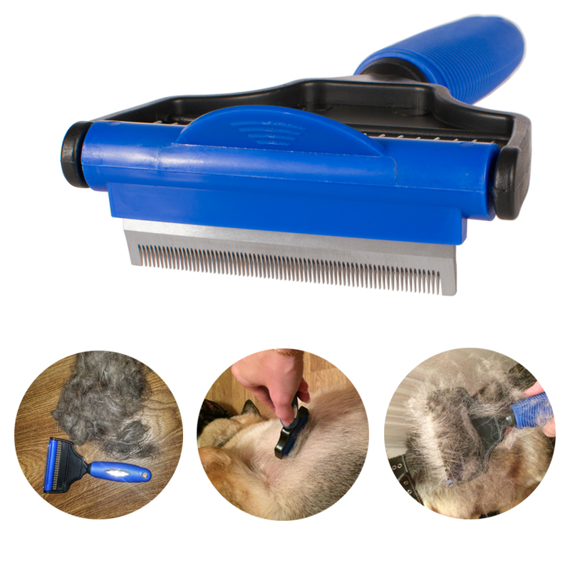 Multi-purpose Pet Comb Dog Hair Remover Brush Grooming Tools Comb