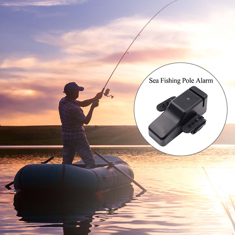 ZANLURE JY-3 Fishing Rod Intelligent Electronic Buzzer No Battery Included Simple Fishing Alarm Bite