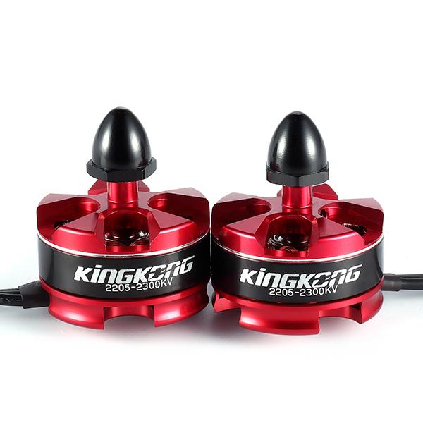 Kingkong Force 250 Power Combo 2205-2300KV Motor 20A 2-4S ESC 5045/6045 2-Blade Propeller