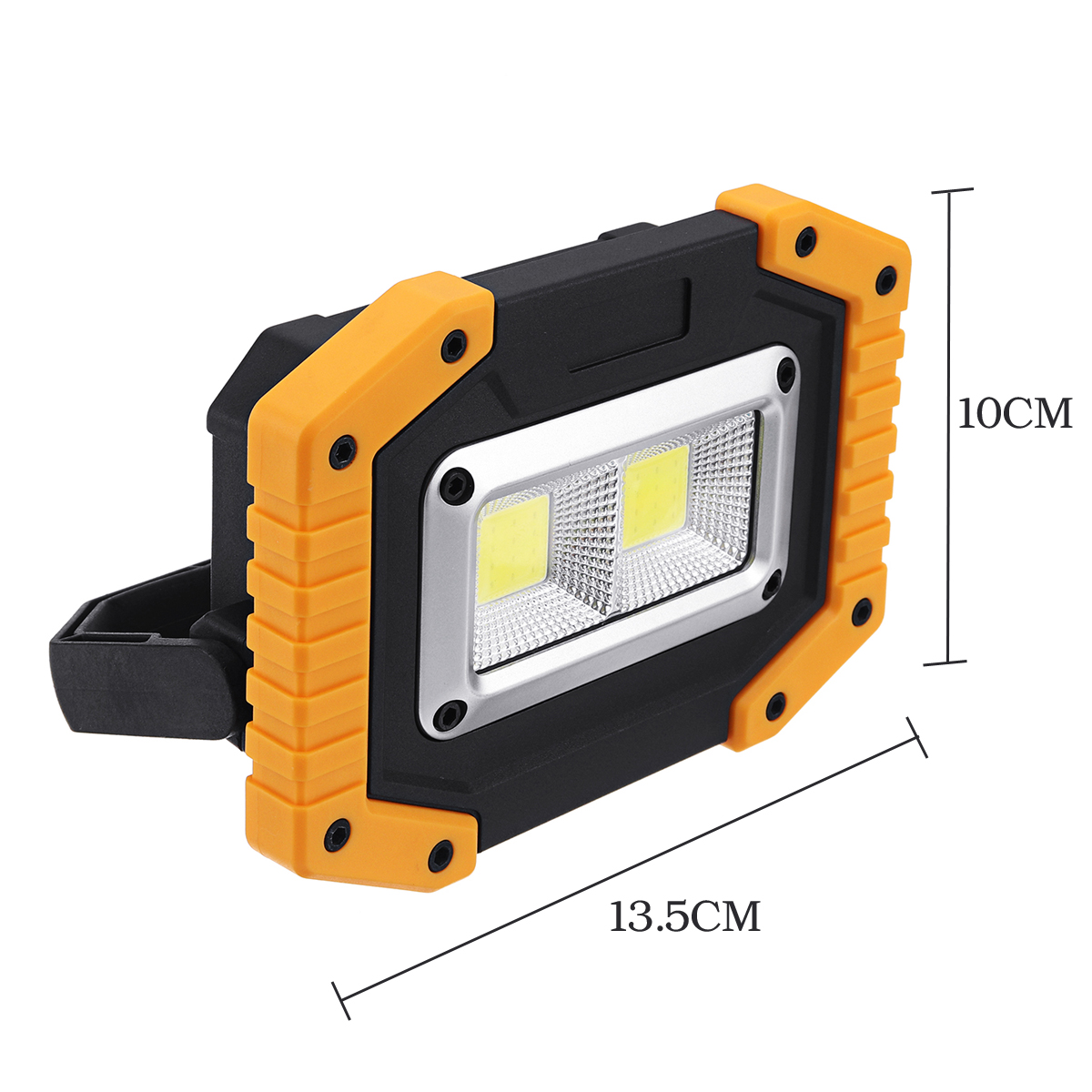 Xmund 30W USB LED COB Outdoor 3 Modes Work Light Camping Emergency Lantern Flashlight Spotlight Searchlight