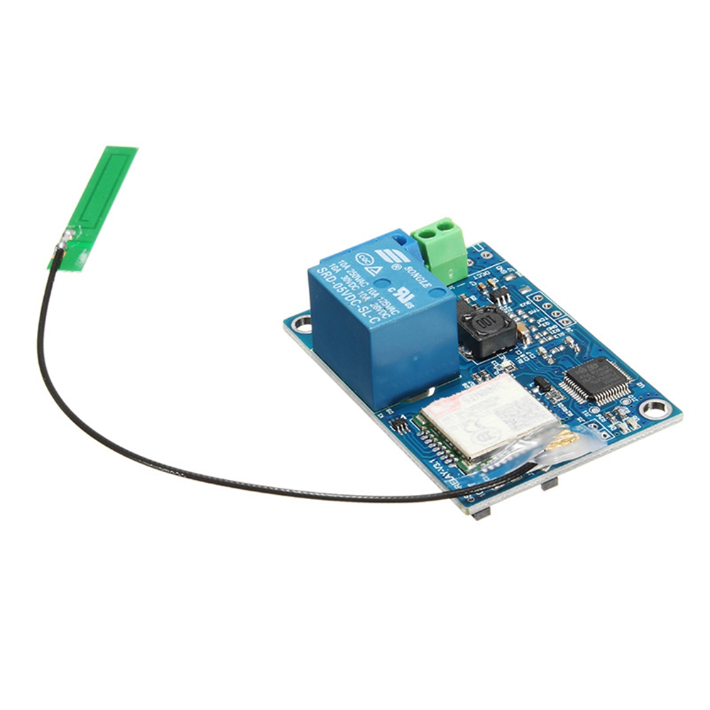 G-R-18V-1 GSM Relay Control Board Support Mobile Phone Remote Control Switch Water Pump Control Cabinet Server Restart