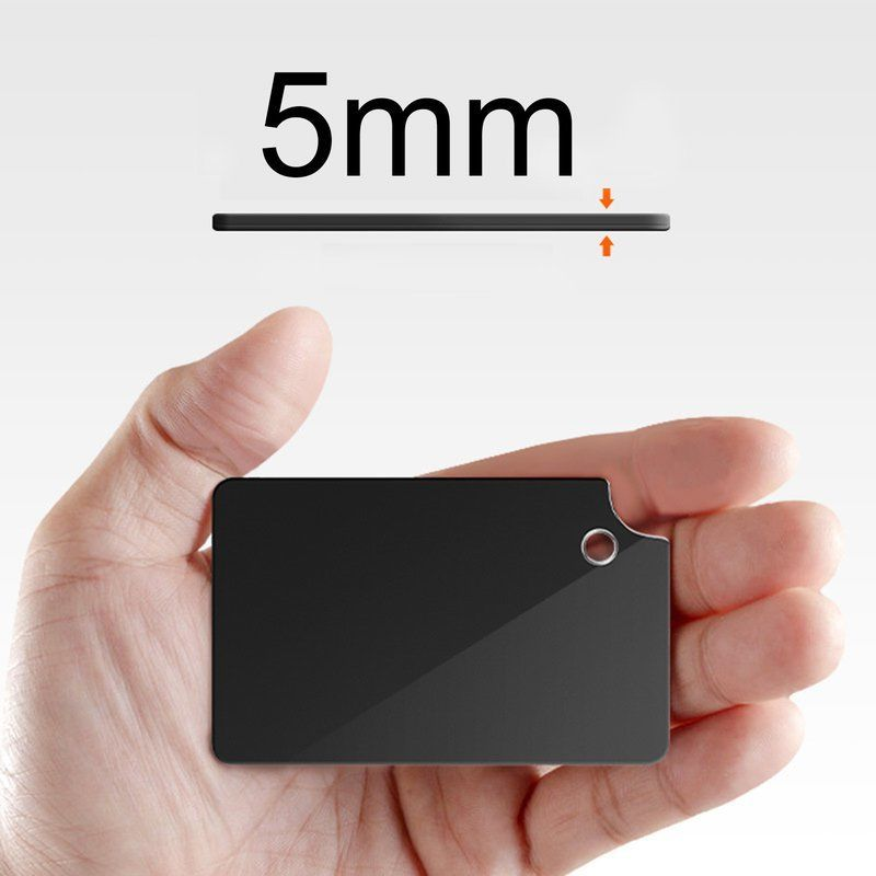 Mankiw MK12 Mini Card Shape GPS Tracker Locator GPS Real Time Positioning Tracking Device