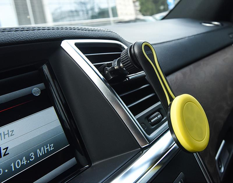 HOCO CA17 Strong Magnetic 360 Degree Rotation Car Mount Air Vent Phone Holder Stand for Smartphone