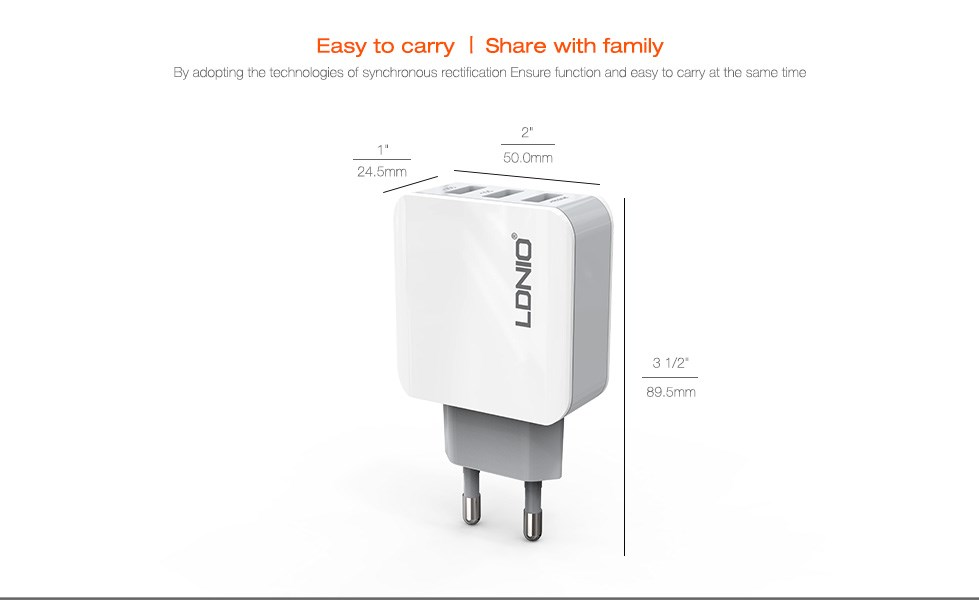 A2202 2 4A EU Dual USB Ports Travel Charger For IPhone 7 6S Sumsung Xiaomi Huawei P 1144710 as well LDNIO 5V 3 1A 3 USB Port EU Plug Smart Travel USB Charger Adapter For Mobile Phone P 1138771 likewise 32282158936 further Product detail together with B018GD2780. on iphone 5 travel charger