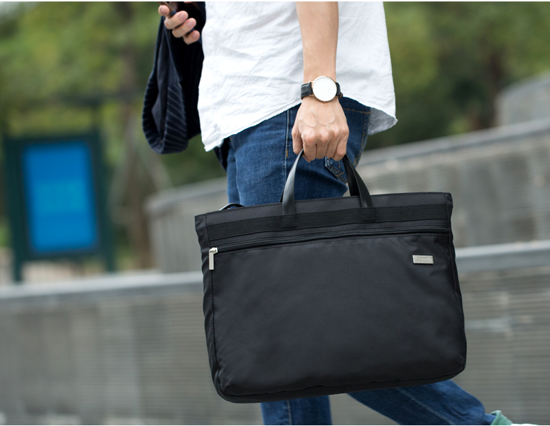 Remax 305 Multifunctional Laptop Bag Digital Products Crossbody Bag For Macbook Laptop Under 15.6