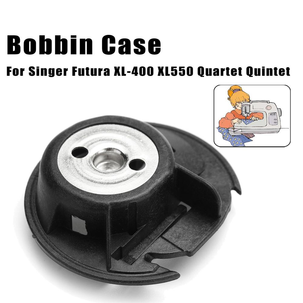 Bobbin Case for Singer Futura XL-400 XL550 Quartet Quintet Sewing Machine Accessories