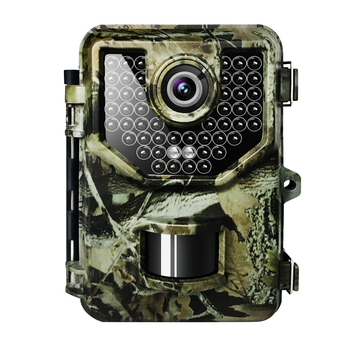 KALOAD E2 16MP 1080P Wildlife 120 Wide Angle Trail Surveillance Night Vision Hunting Camera