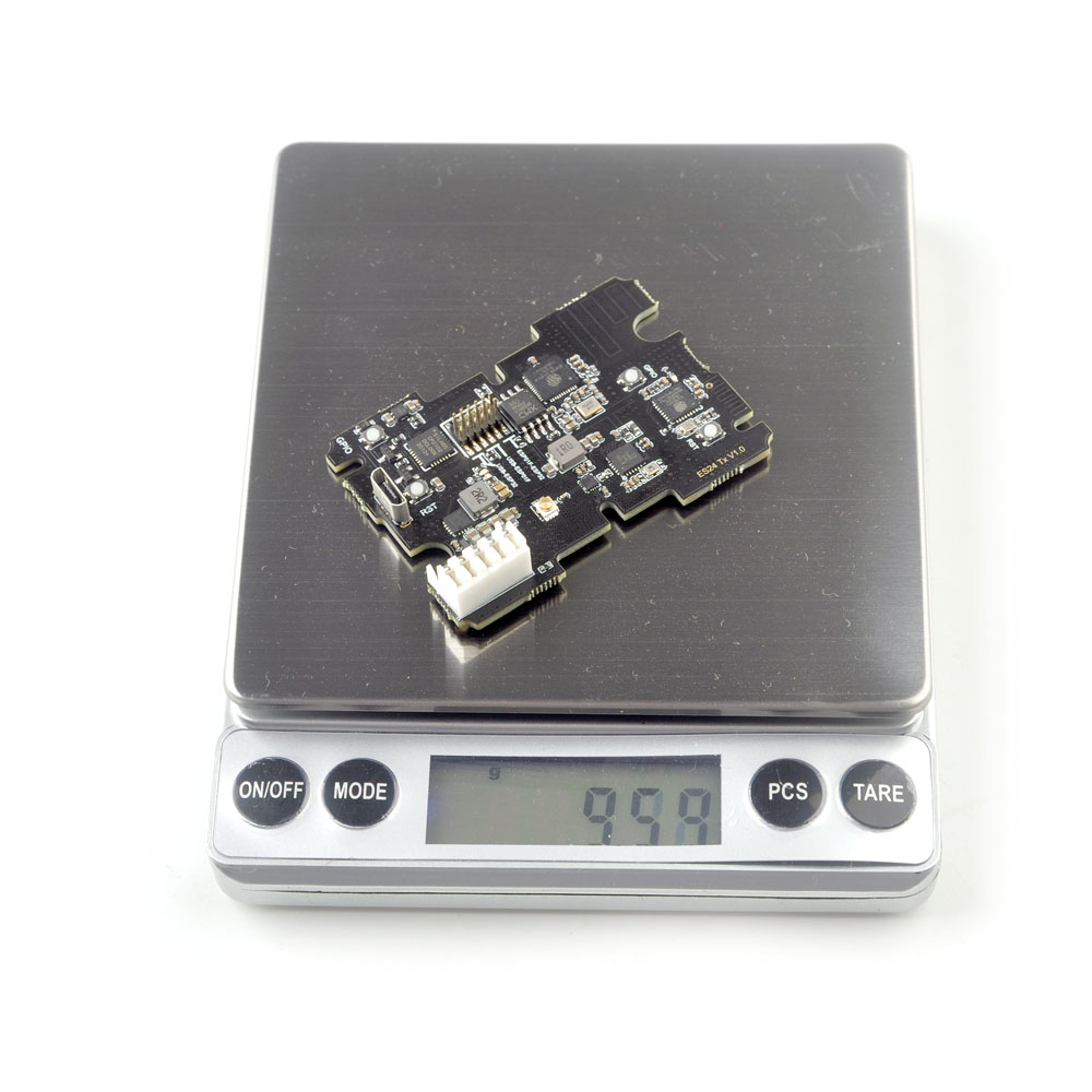 Happymodel ES24TX 2.4GHz ExpressLRS ELRS Long Range Low Latency High Re-flashed Micro TX Module for RC Drone - Photo: 9