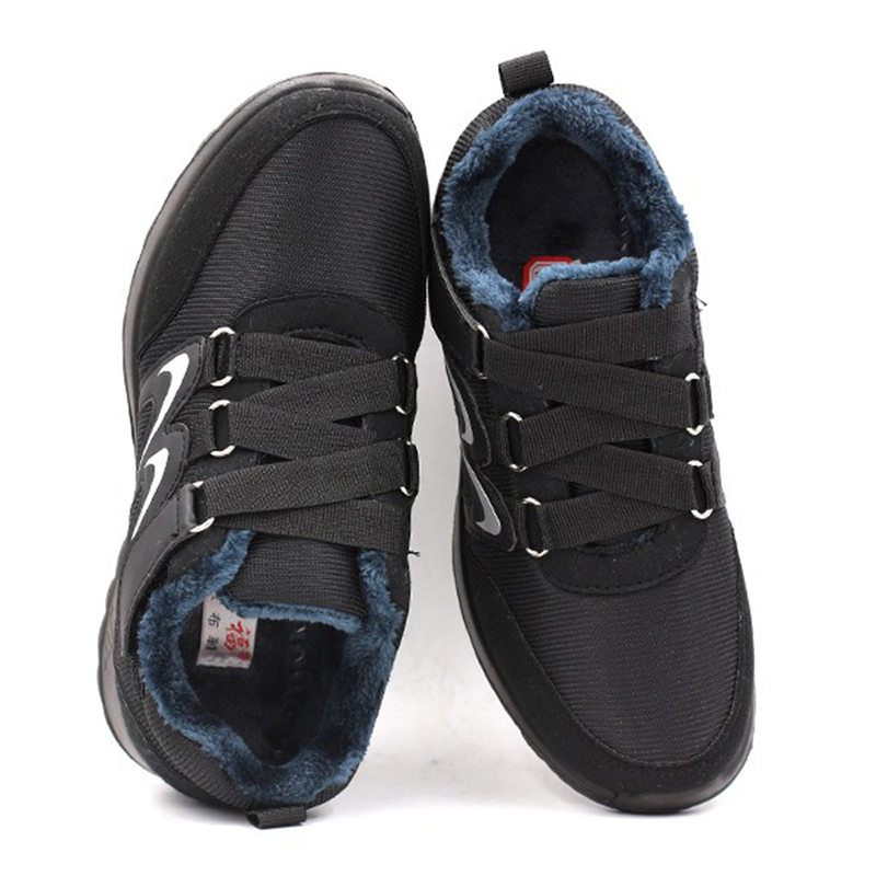 Women Warm Sneakers Outdoor Walking Sport Casual Shoes