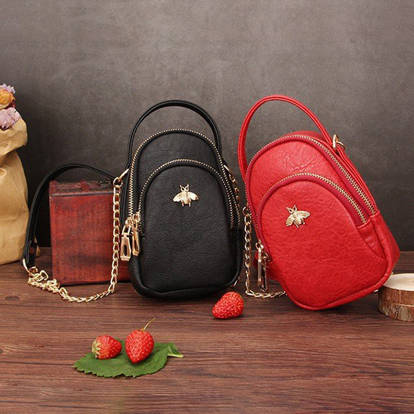 Women Stylish 5.5inch Phone Bag Shoulder Bags Crossbody Bag