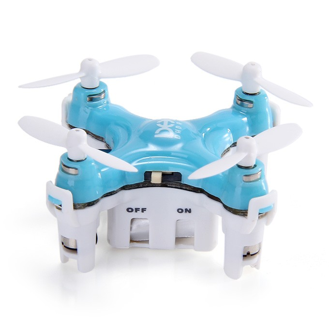 DHD D1 Drone Smallest Headless Mode 2.4G 4CH 6Axis RC Drone Quadcopter RTF