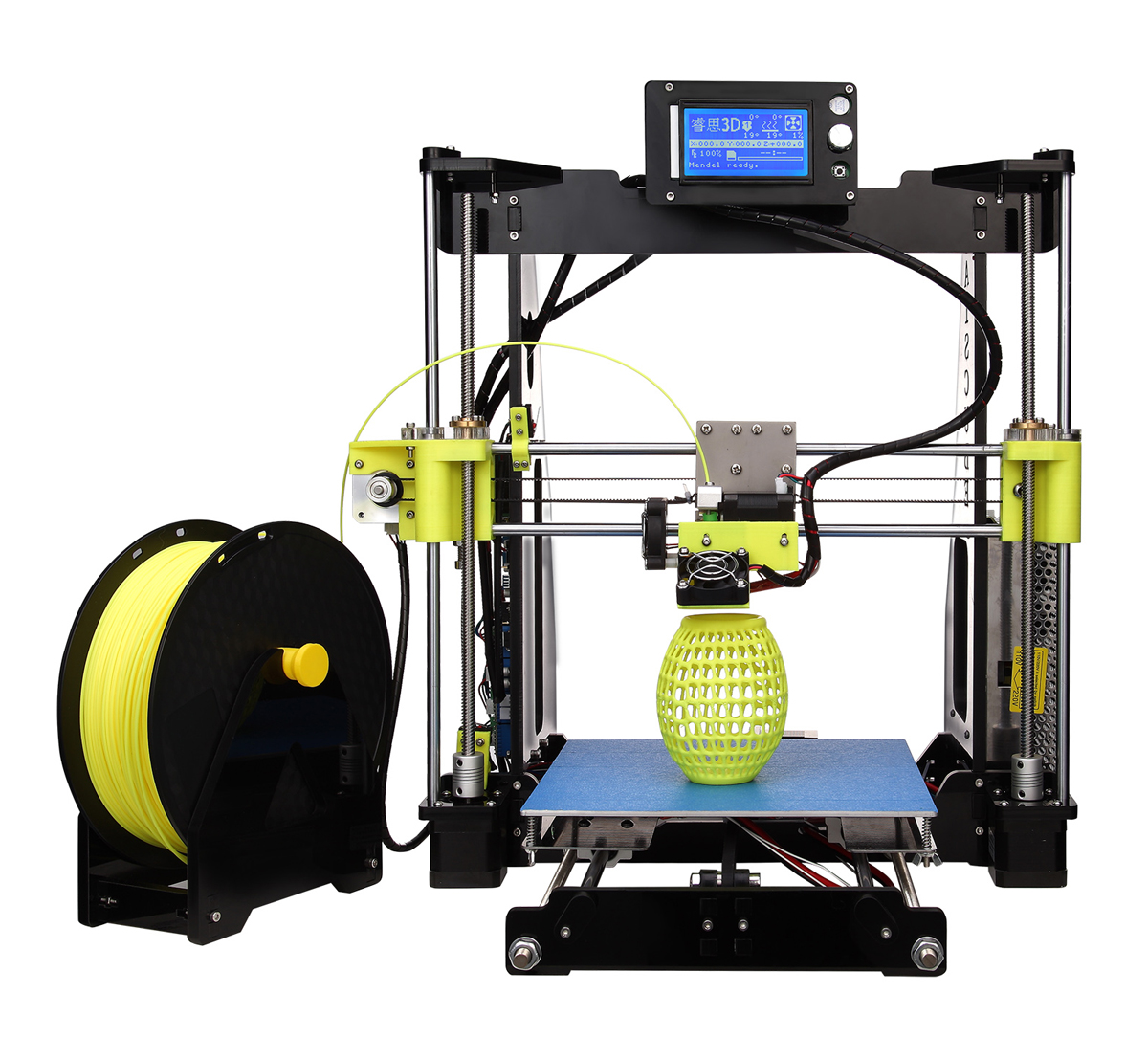 RAISCUBE R2 Prusa I3 DIY 3D Printer