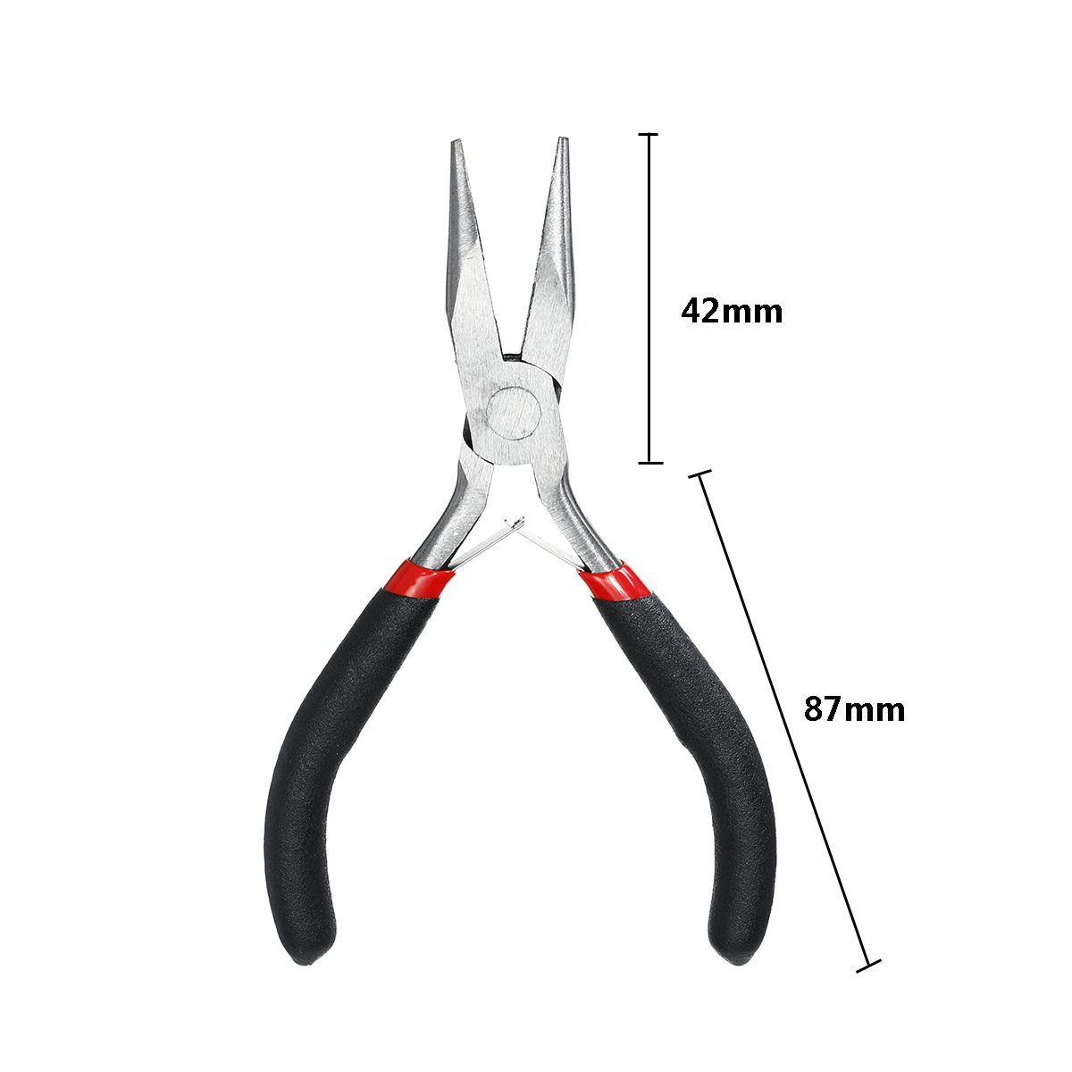 9 Type Long Pliers Jewelry Round Nose Making Beading Wire Cutter Plier Hand Tool
