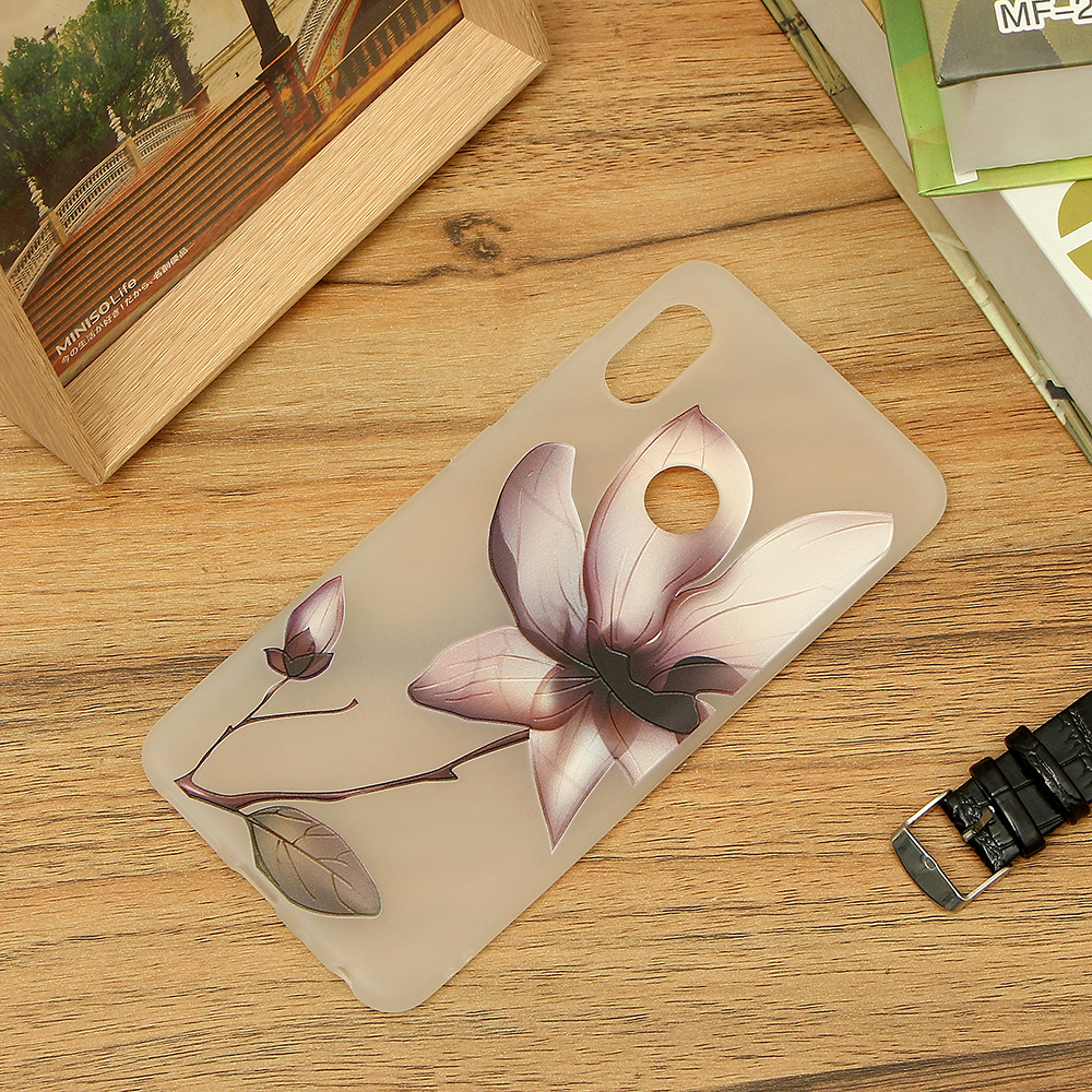 Bakeey Ultra Slim Cartoon Painting Soft TPU Protective Case for Xiaomi Redmi Note 5
