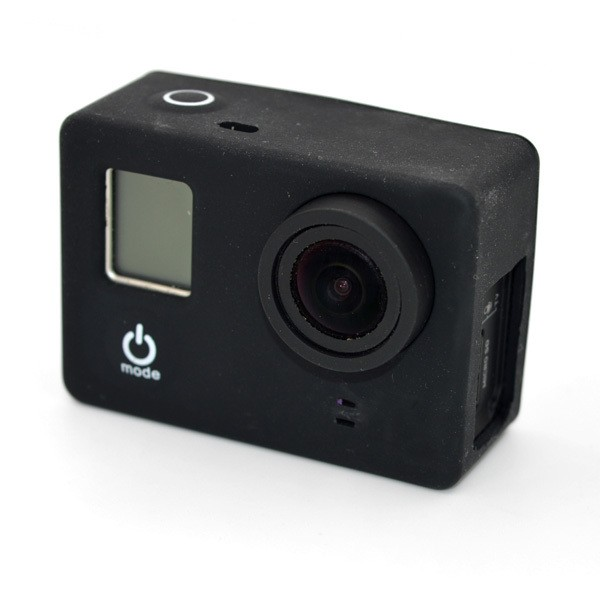 Silicone Case Expansion Board for Gopro Hero 3 3 Plus 4 Camera LCD Cover