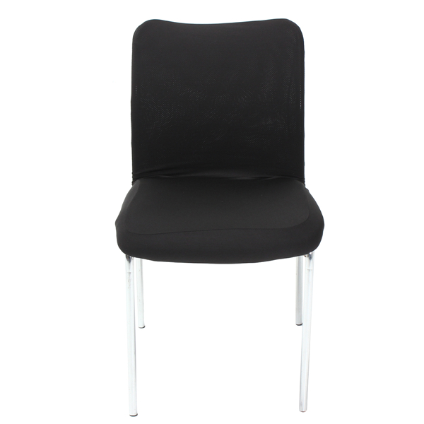 Chair Cover Removable Stretch Seat Slipcover Polyester Restaurant for Home Office