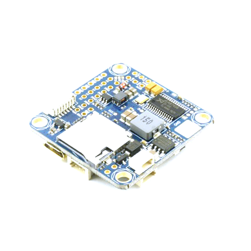 Original Airbot Omnibus F4 Pro V3 Flight controller SD 5V 3A BEC OSD Current Sensor LC Filter - Photo: 4