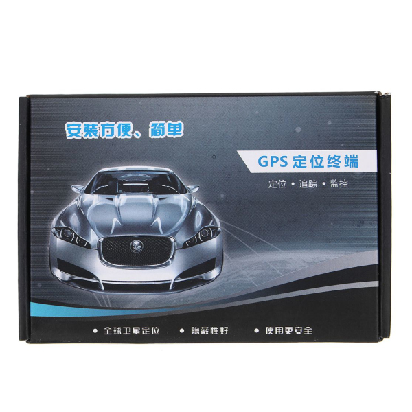 GPS Tracker Car Motorcycle GSM GRPS GPS Locator Quade Band Tracking Device