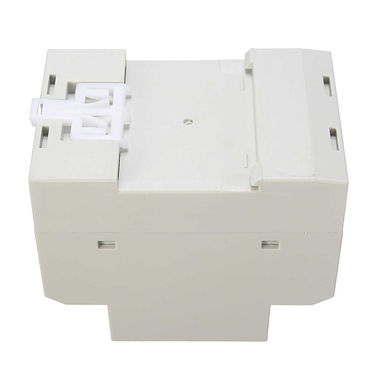 Din Rail LED AC 80-300V 0-100.0A Volt Meterr Ammeter Active Power and Power Factor Time Energy Meter