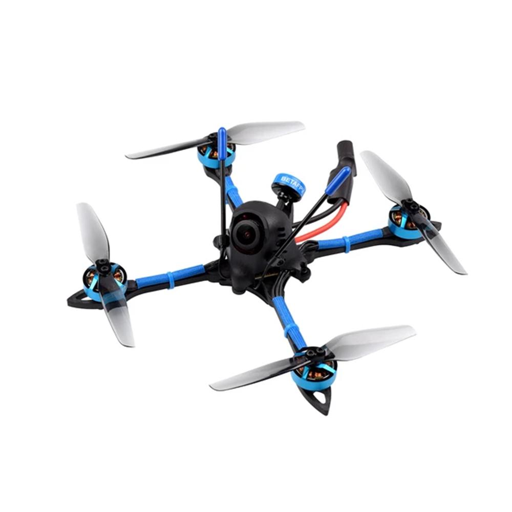 BETAFPV X-Knight 4 160mm F4 AIO 20A ESC 4S 4 Inch Toothpick FPV Racing Drone PNP BNF w/ 25/200mW VTX Caddx Ratel 1200TVL FPV Camera