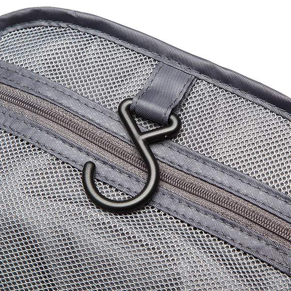 Oxford Portable Zipper Hanging Travel Bags Outdoor Capacity Toiletries Storage Case